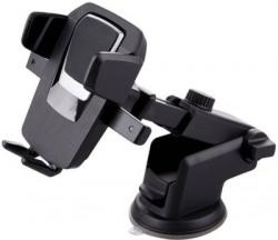 Bluedrum Car Mobile Holder for Windshield, Dashboard(Black, Silver)
