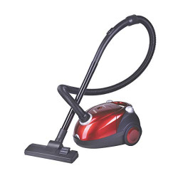 Inalsa Spruce Vacuum Cleaner For Home With Blower Function (Red/Black)