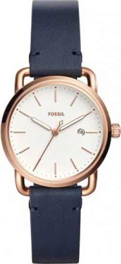 Fossil ES4334 THE COMMUT Watch  - For Women