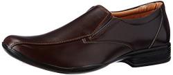 BATA Men's N.Lorna Brown Formal Shoes - 9 UK/India (43 EU) (8514954)