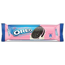 Cadbury Oreo Strawberry Crème Biscuit, 120g