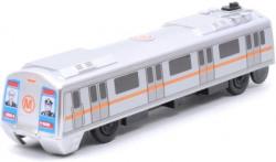 Centy Toys Metro Train(Silver)