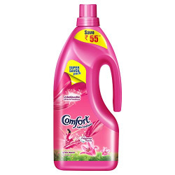 Comfort After Wash Lily Fresh Fabric Conditioner - 1.5 L coupon apply