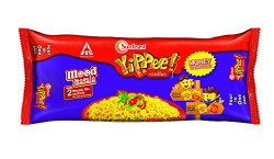 Sunfeast Yippee Mood Masala Noodles, 260g Family Pack
