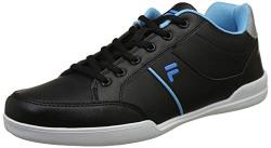 Fila Men's Parkings Blk/Nile Blu Sneakers-10 UK/India (44 EU)(11006518)
