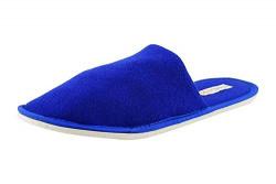 Travelkhushi Unisex Blue Loafers-6 UK/India (40 EU)(CTBU-6)