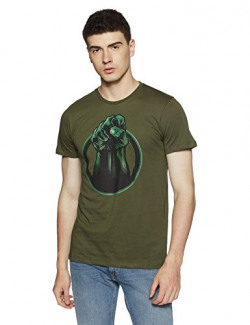Free Authority Men's Printed Regular Fit T-Shirt Starts from Rs. 174