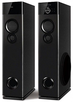 Philips SPA9120B/94 Tower Speakers with Bluetooth