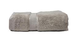 Avira Home 550 GSM 100% Cotton Ultrasoft Zero Twist Bath Towel, (Beige)