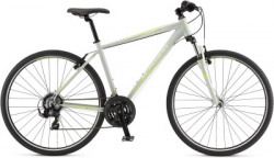 Schwinn Searcher 4 (S) 700C T Hybrid Cycle/City Bike(21 Gear, Black, Grey)