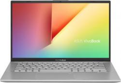 Asus VivoBook 14 Core i3 7th Gen - (4 GB/256 GB SSD/Windows 10 Home) X412UA-EK342T Thin and Light Laptop(14 inch, Transparent Silver, 1.5 kg)