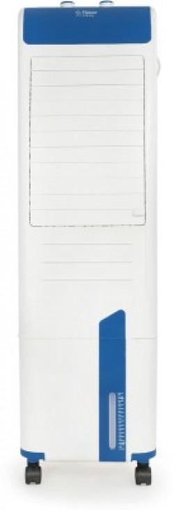 Flipkart SmartBuy Alpine Tower Air Cooler(White, Blue, Alpine)