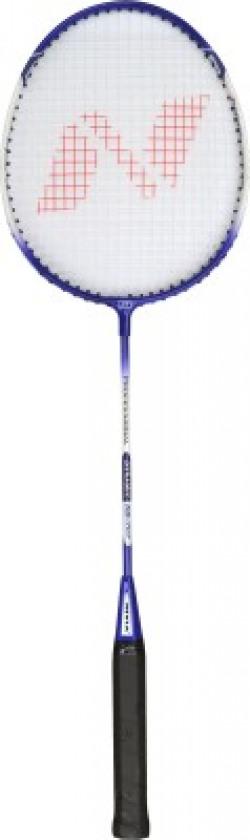 Nivia dynamic Blue Strung Badminton Racquet(Pack of: 1, 96 g)