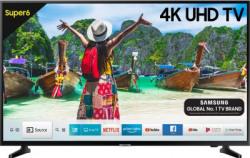 Samsung Super 6 138cm (55 inch) Ultra HD (4K) LED Smart TV(UA55NU6100KXXL / UA55NU6100KLXL)