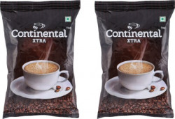 Continental Xtra Instant Coffee(2 x 50 g, Chikory Flavoured)