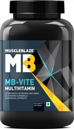 MuscleBlaze VITE Multivitamin(90 No)