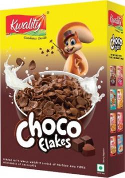 Kwality Choco Flakes(375 g, Box)