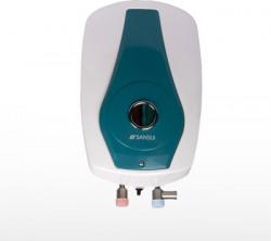 Sansui 3 L Instant Water Geyser (SIWH3L, White, Blue)