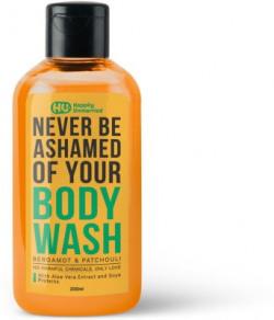 Happily Unmarried Body Wash - Bergamot & Patchouli 200ml(200 ml)