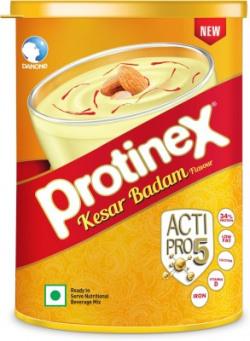 Protinex Nutrition Drink(400 g, Kesar Badam Flavored)