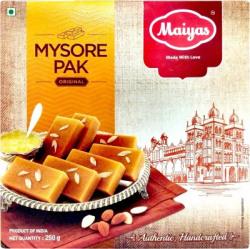 Maiyas Mysore Pak Box(250 g)