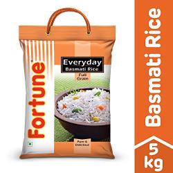 Fortune Everyday Basmati Rice, 5kg 48% off