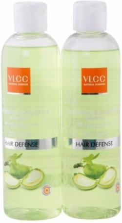 VLCC Nourishing and Silky Shine Shampoo(700 ml)