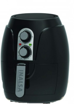 Inalsa Crispy Fry with Smart Rapid Air Technology Air Fryer(2.3 L)