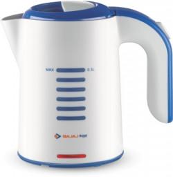 Bajaj Majesty KTX 1 Electric Kettle(0.5 L, White)