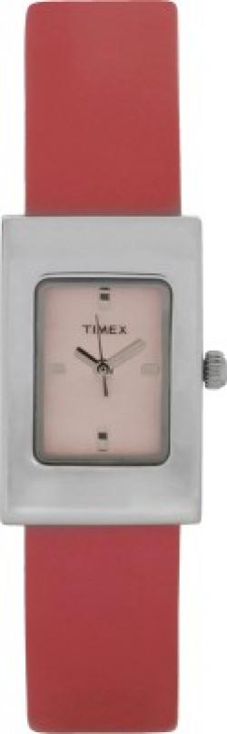 Timex TWESL01HH Analog Watch  - For Women