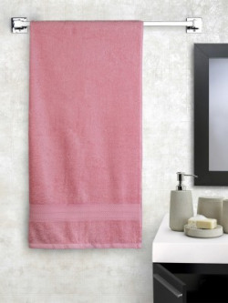 Bombay Dyeing Cotton 380 GSM Bath Towel
