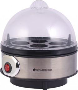 Wonderchef Egg Boiler 8904214706814 Egg Cooker(Black, 7 Eggs)