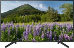 Sony Bravia X7002F 123.2cm (49 inch) Ultra HD (4K) LED Smart TV(KD-49X7002F)