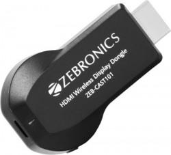 Zebronics ZEB CAST 101 Media Streaming Device(Black)