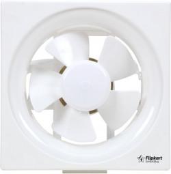 Flipkart SmartBuy FK1300GI8EXW 200 mm 5 Blade Exhaust Fan(White, Pack of 1)