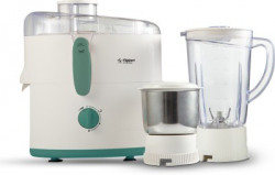 Flipkart SmartBuy Juicer Mixer Grinder FKSBJMG45GV 450 W Juicer Mixer Grinder(White, Green, 2 Jars)