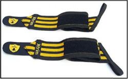 Xtrim YELLOW WRIST WRAP Wrist Support(Yellow)