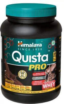 Himalaya Quista Pro Whey Protein(1 kg, Chocolate)