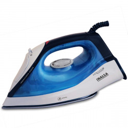 Inalsa Steam Iron Hercules(1400W, Self Clean Function, Non-Stick Sole Plate, 250ml Water Tank, Blue/Grey) 60% off