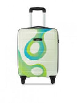 Lowest : Safari Unisex Multi Printed Trolley Bag