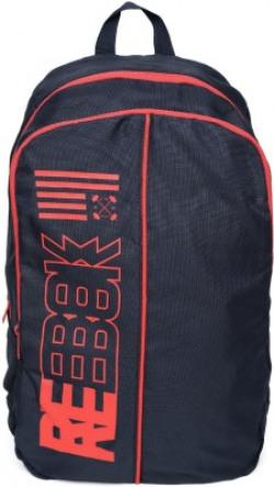 REEBOK PADDED BR 23 L Backpack(Blue)