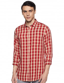 Symbol Men's Shirts Upto 80% Off from ₹199