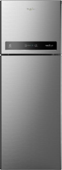 Whirlpool 265 L Frost Free Double Door 3 Star (2020) Refrigerator(Magnum Steel, IF INV 278 MAGNUM STEEL (3S)-N)