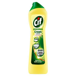 Cif Cream With Micro Crystals 500ml
