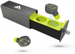 Boult Audio Airbass Twinpods True Wireless Bluetooth Earphoness With Mic (Green)