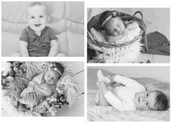 Sehaz Artworks Sehaz Artworks Cute Baby Poster for Pregnant Women (12x18, Multicolour, Set of 4) - SZA-1023-Poster-SET 96% off