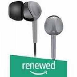 (Renewed) Sennheiser CX 180 Street II in-Ear Headphone (Black) at 295