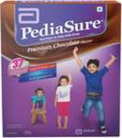 PediaSure Premium Chocolate Refill Pack Nutrition Drink (200 g, Chocolate Flavored)