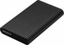 Sony 480 GB Wired External Solid State Drive (Black, Mobile Backup Enabled) at 6599
