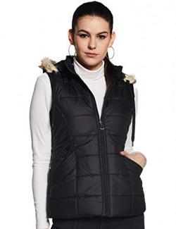 Qube By Fort Collins Women's Jacket (66113AZ_2_Black_M)